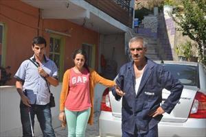 Evin Giriş Merdiveni Mahkeme Kararıyla Yıkıldı