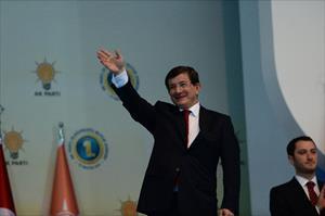 Gül'den Davutoğlu'na tebrik