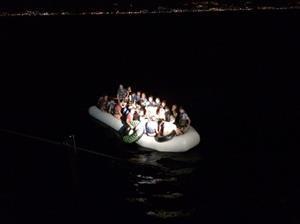60 mülteci...