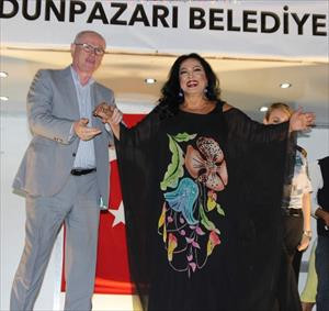 Eskişehir'de Sultan izdihamı