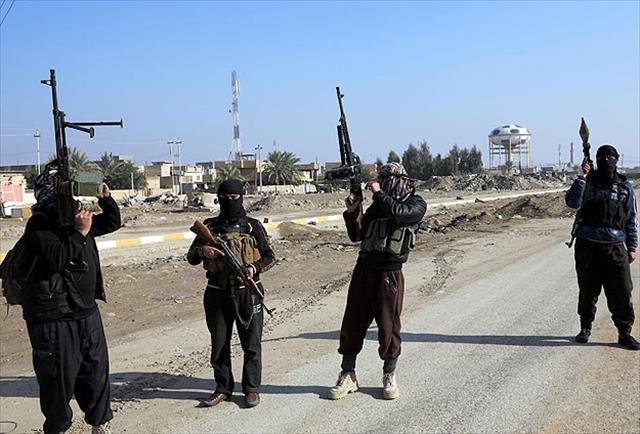 36 IŞİD militanı öldürüldü