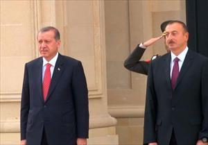 Erdoğan'a resmi tören