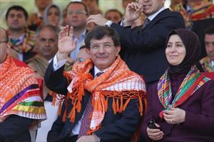 Davutoğlu: 100. yılda Söğüt'te yeni bir cihan devleti doğacak