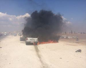 IŞİD'den bombalı saldırı