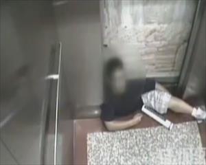 Bu görüntülerden sonra asansöre binemeyeceksiniz!