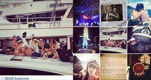 Lady Gaga dünyayla bu fotoğrafı paylaştı