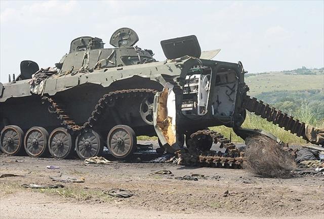 Ukrayna'da 20 ayrılıkçı öldürüldü