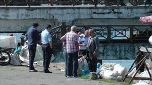 Karadeniz'den yabancı cisim çıktı