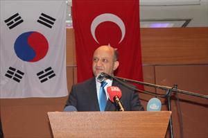 Bakan Işık Korelilere yeni sloganla seslendi