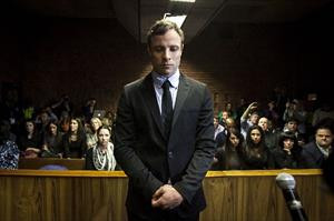 Oscar Pistorius'un 10 yıl hapsi istendi