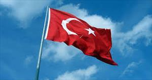 Kirli eller Türk bayrağına uzandı