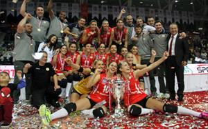 Finalde Fenerbahçe'yi yendiler