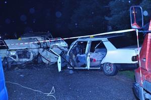 Balıkesir'de feci kaza: 2 ölü, 5 yaralı