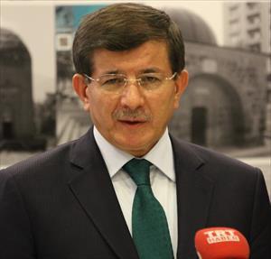 Davutoğlu: Türkiye'nin ateş çemberine dönmesine izin vermeyeceğiz