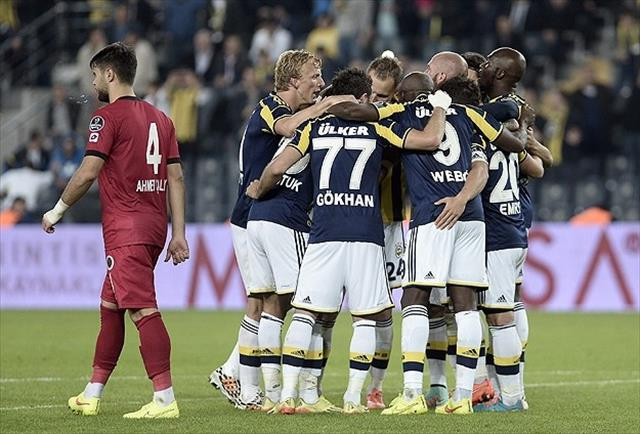 Fenerbahçe penaltılarla kazandı