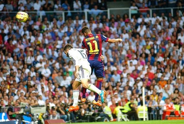 Real Madrid Barcelona'yı 3-1 yendi