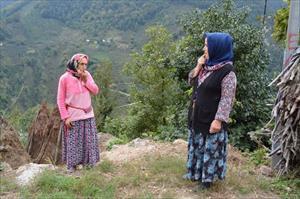 'Göğe Islık Çalan Kadınlar'