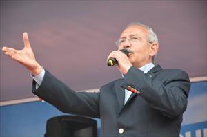 Kılıçdaroğlu'ndan iş kazaları eleştrisi
