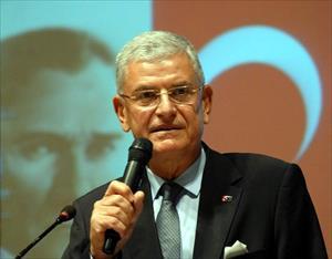 Bakan Bozkır'dan Türkiye'ye ilginç benzetme