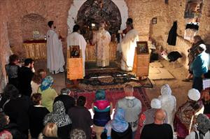 Tarihi kilisede Ortodoks ayini