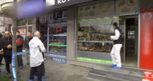 İstanbul'un göbeğinde soygun !