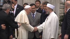 Papa Sultanahmet Camii'nde