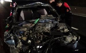 Bolu Dağı'nda feci kaza: 1 ölü