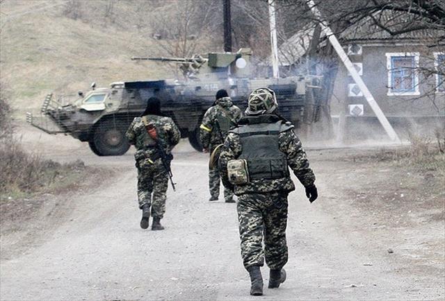 Ukrayna'nın doğusunda  sessizlik uygulaması