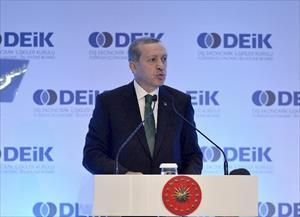Erdoğan'dan yüksek faiz uyarısı