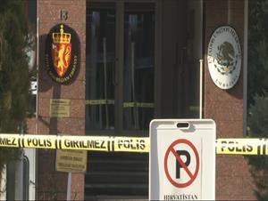 Büyükelçiliklerde şüpheli paket alarmı