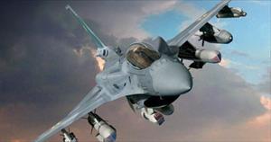 F-16 uçağı İspanya'da düştü