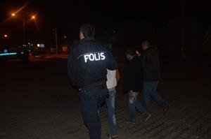 Olaylı Kobani kutlamalarına polis müdahalesi