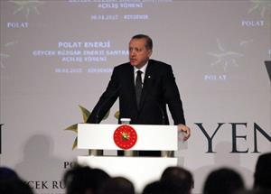 Erdoğan: Benim kavgam onlarla