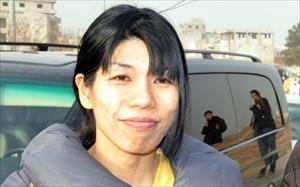 Japon gazetecinin cenazesi İstanbul'a getirildi