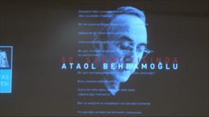Ataol Behramoğlu sanatta 50 yılı geride bıraktı