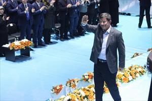 Davutoğlu'ndan hızlı tren müjdesi