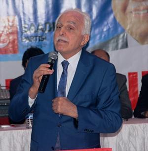 Kamalak: Siyonistlere karşı mücadele veriyoruz