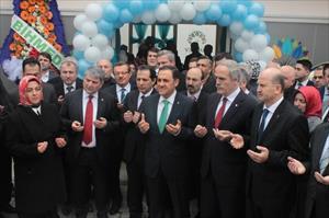 Cumhurbaşkanı Erdoğan, TÜRGEV yurdunu hizmete açtı