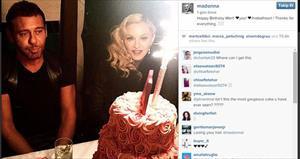 Madonna'dan o Türk'e sürpriz
