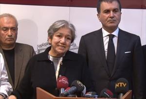 """Yaşar Kemal'in eşi: """"Hepimizin başı sağ olsun"""