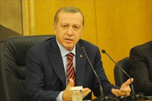 Erdoğan Arabistan'a gitti