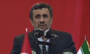 Ahmedinejad Türkçe şiir okudu
