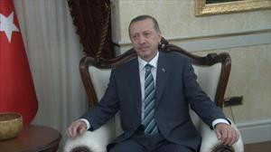 Cezayir Büyükelçisi güven mektubunu sundu