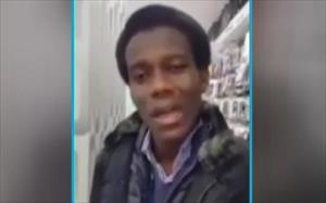 Kenyalı gençten müthiş taklit