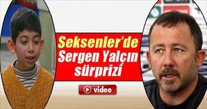 Seksenler'de Sergen Yalçın sürprizİ