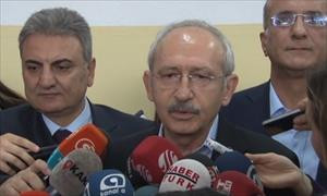Kılıçdaroğlu: Aslolan CHP'li olmak