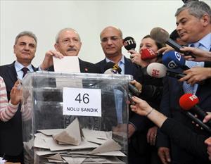 Sonuçlar açıklandı: Kılıçdaroğlu...