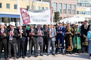Bolu'da Kutlu Doğum Haftası etkinliği