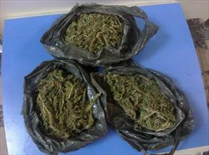 Uyuşturucu tacirleri kaçamadı
