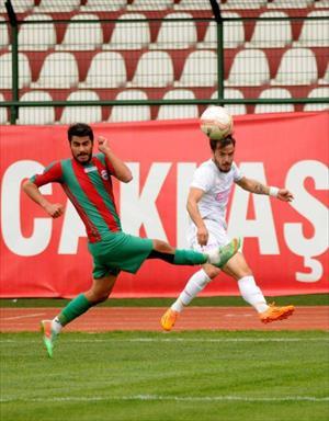 Çanakkale Dardanelspor-Maltepespor Fotoğrafları